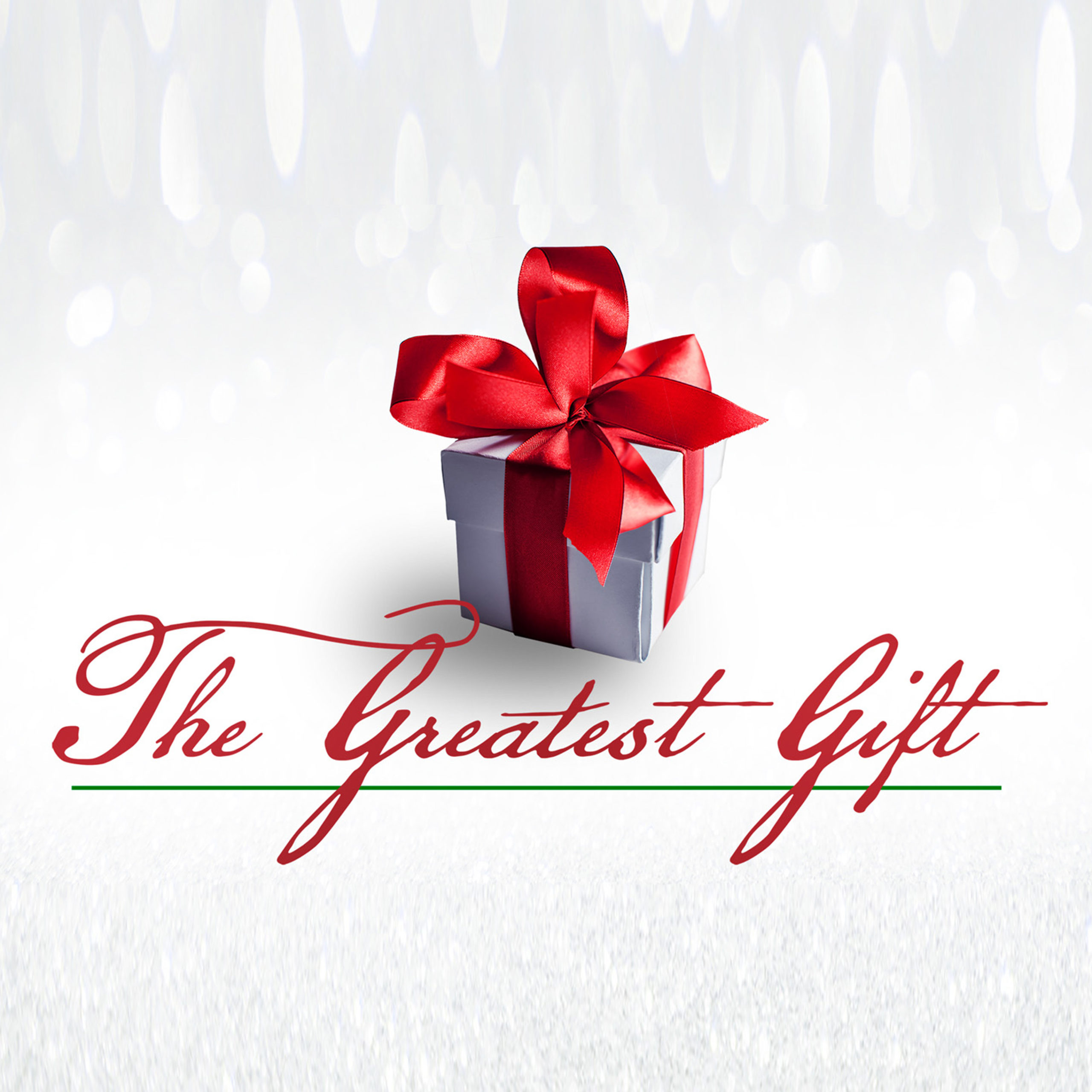 The Greatest Gift Is Free
