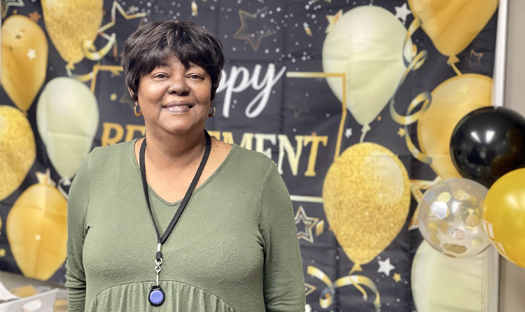 Shirley Green Retires from First Preschool