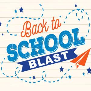 Back-To-School Blast!