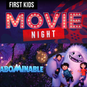 First Kids: Movie Night