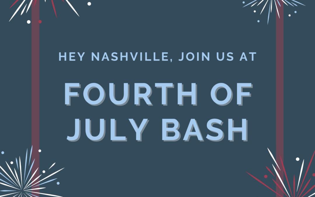 Fourth of July Bash