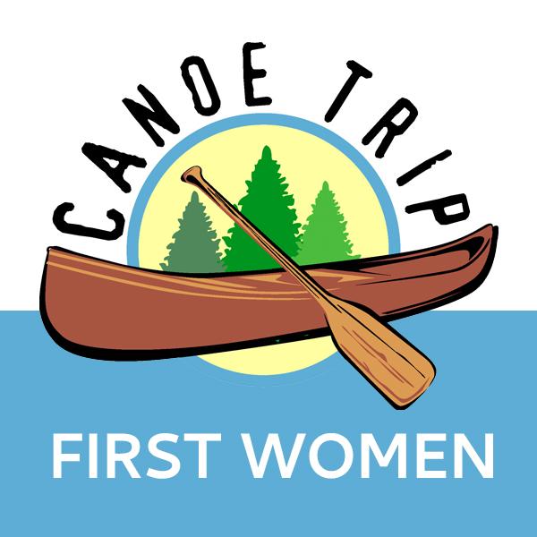 First Women Canoe Trip