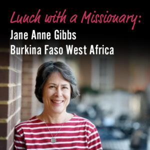 First Women On Missions Luncheon