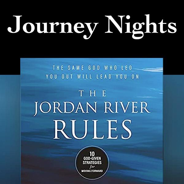 Journey Nights: Robert Morgan