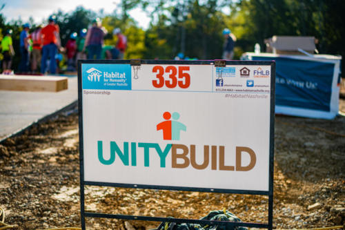 Day 1 - Unity Build -  Sign